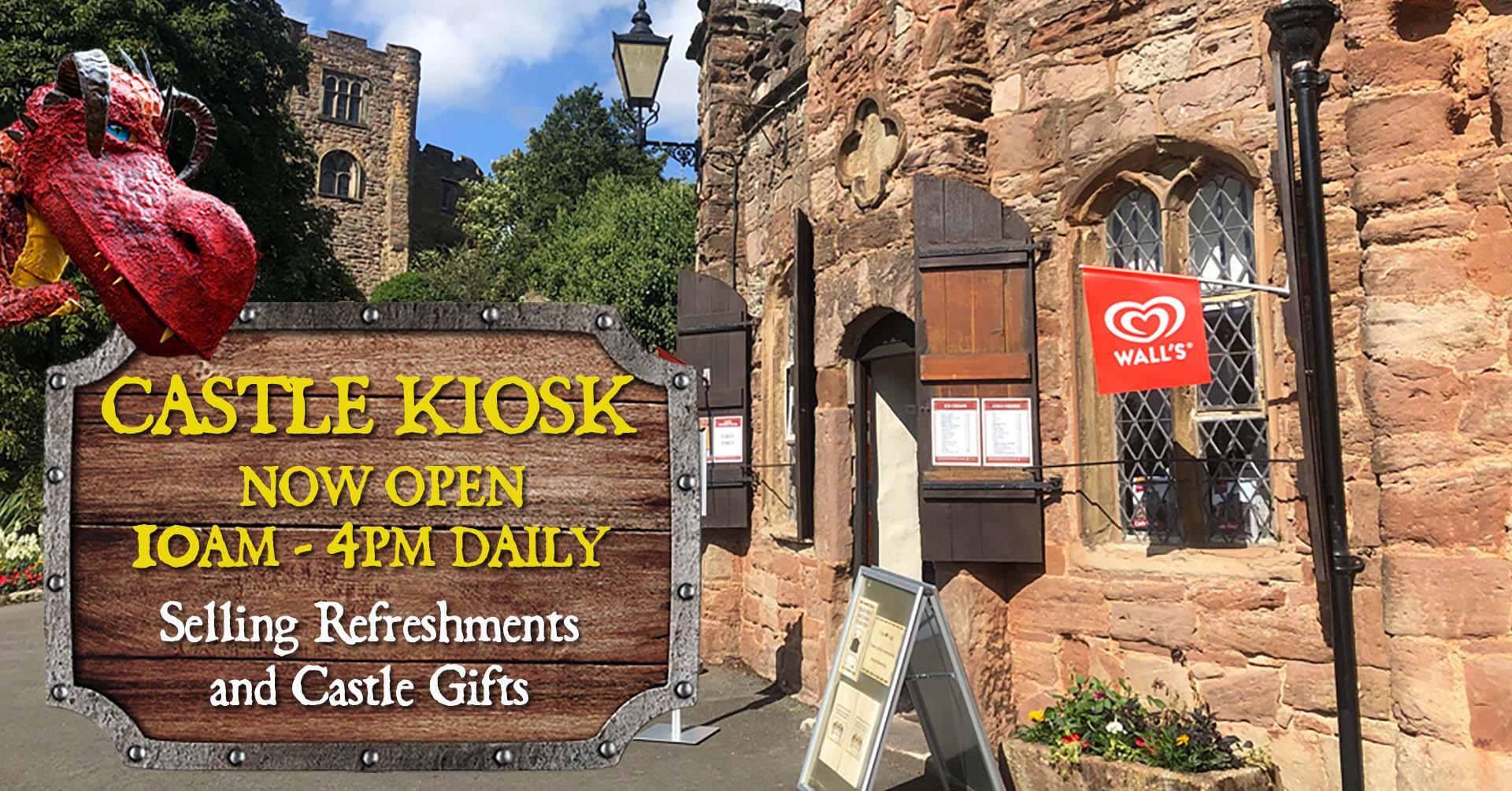 Castle Kiosk