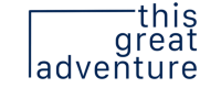 this great adventure logo