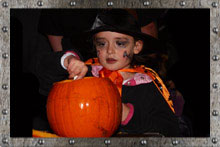 Children's Halloween Evening